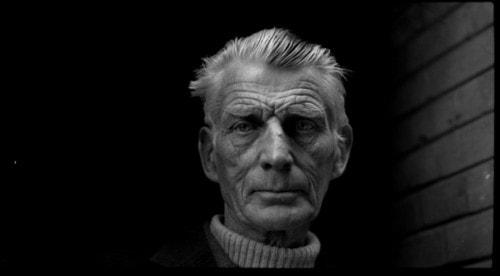 Beckett à Londres en 1976