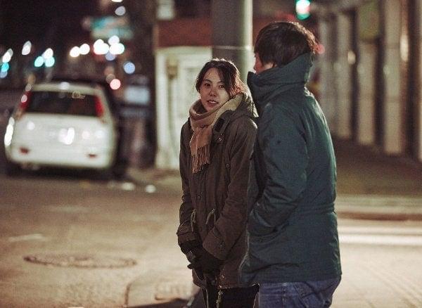 Jae-yeong Jeong et Min-Hee Kim dans Un jour avec un jour sans de Hong Sang-Soo