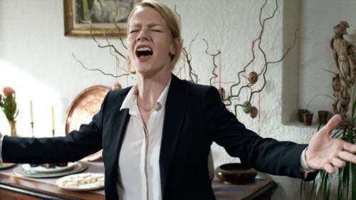 Sandra Hüller dans Toni Erdmann