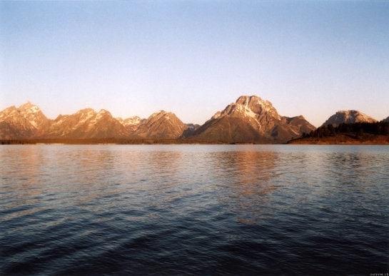 Un des 13 lacs du film de James Benning
