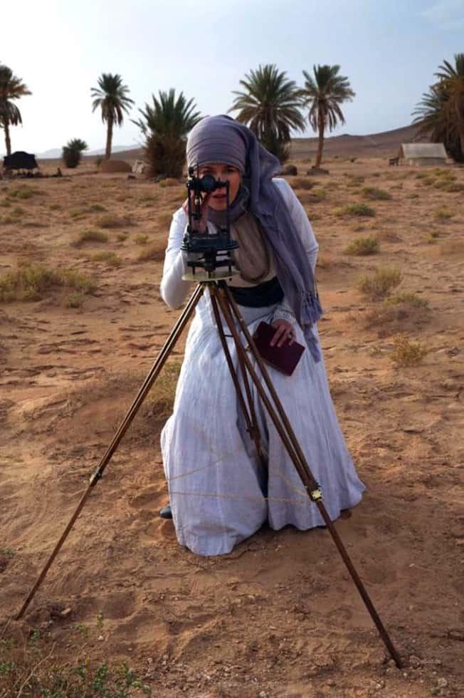 Queen of the desert (Herzog)