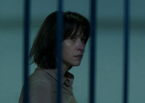 Sophie Marceau en prison dans a Taularde