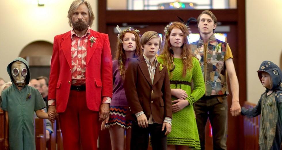 La famille de Captain Fantastic