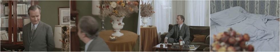 Michel Bouquet dans La femme infidèle