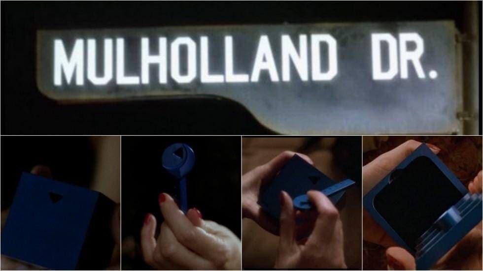 La boite bleue de David Lynch dans Mulholland Drive