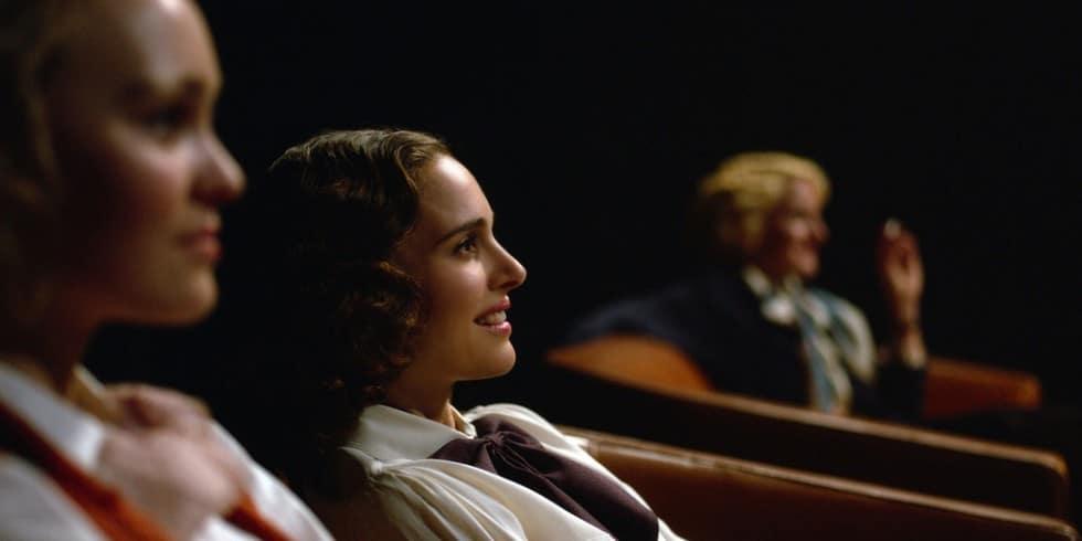 Natalie Portman dans Planetarium