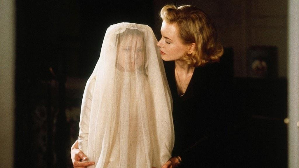 Nicole Kidman dans Les autres d'Amenabar
