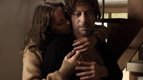 """Mathieu Amalric et Marion Cotillard dans """"Les Fantômes d'Ismaël"""""""