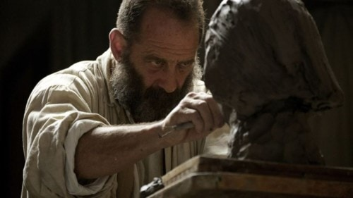 "Vincent Lindon dans ""Rodin"" film de Jacques Doillon"
