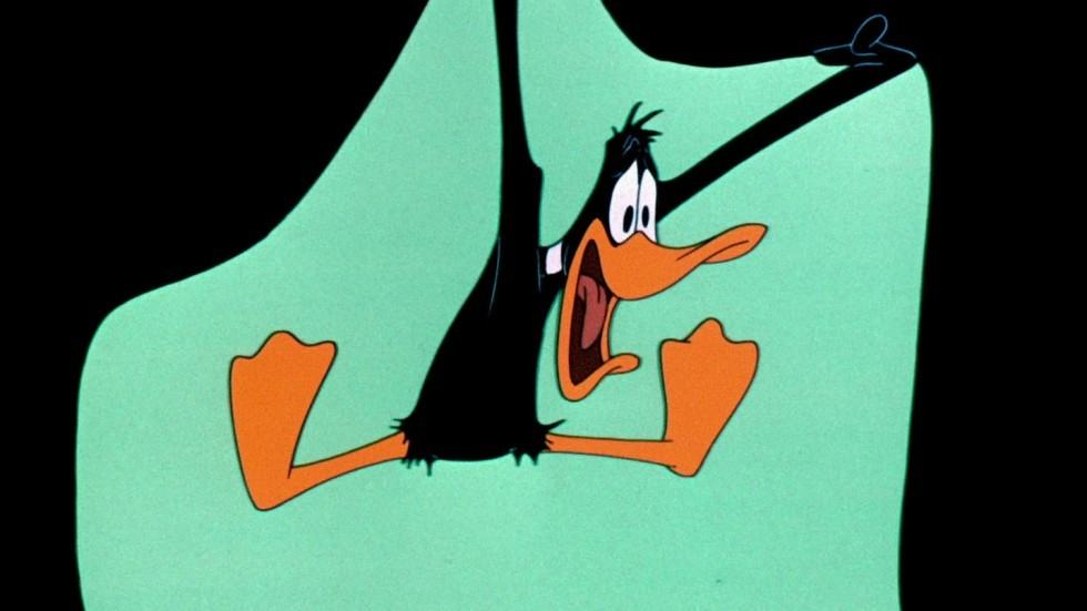 """Duck Amuck"" de Chuck Jones"