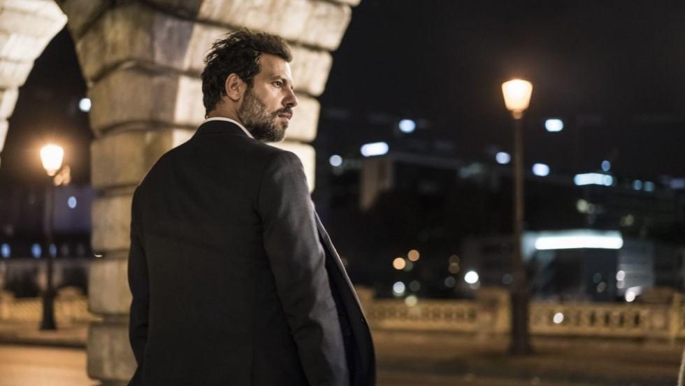 Laurent Lafitte dans K.O., un film de Fabrice Gobert