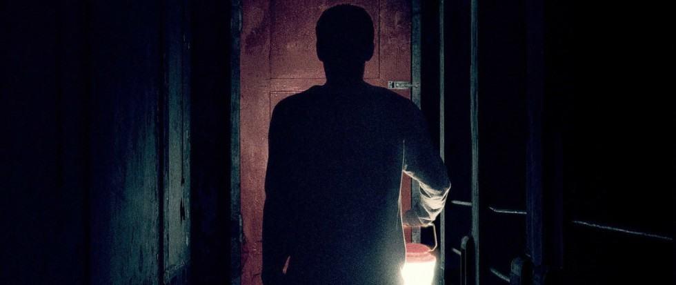 """La porte rouge dans """"It comes at Night"""" de Trey Edward Schults"""