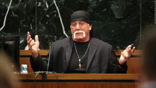 Hulk Hogan au tribunal (Le proces d'une presse libre, Netflix, 2017)