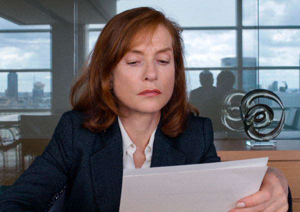 Isabelle Huppert dans Happy End de Michael Haneke