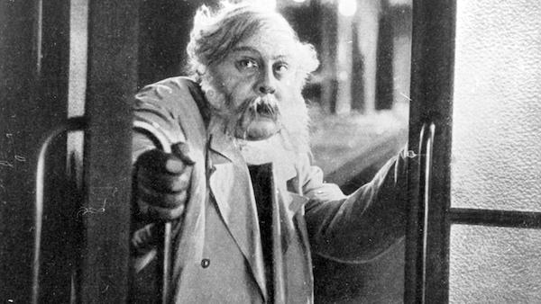 Emil Jannings dans le dernier des hommes