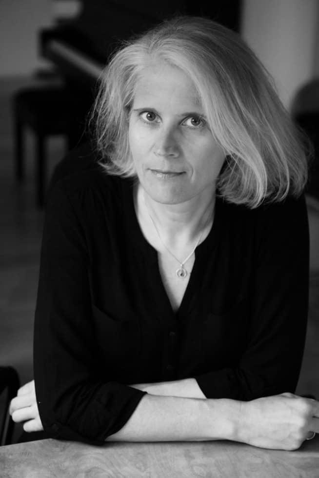 Portrait de Heike Parplies par Zorana Musikic