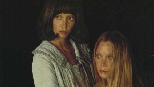 Shelley Duvall et Sissy Spacek dans Trois femmes de Robert Altman