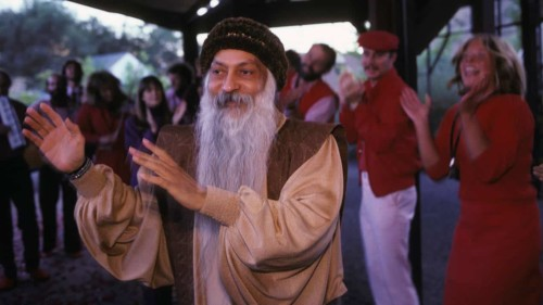 Baghwan Shree Rajneesh (Osho) dans Wild Wild Country