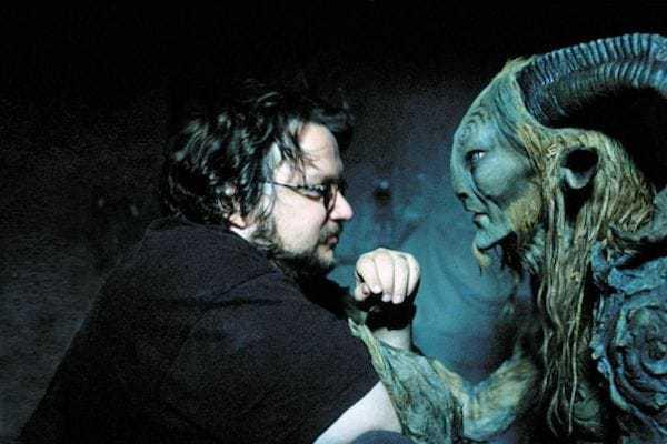 Guillermo del Toro et le Faune