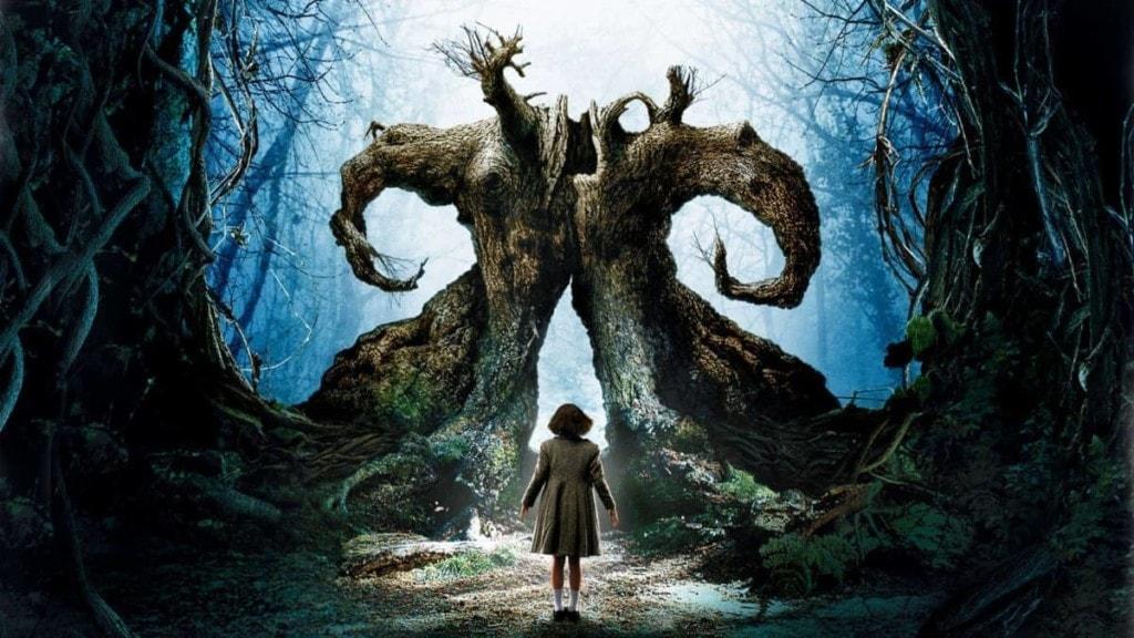 Affiche du Labyrinthe de Pan de Guillermo Del Toro
