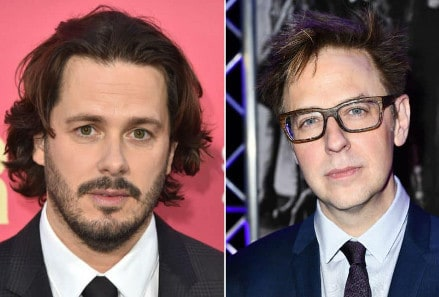 Edgar Wright et James Gunn