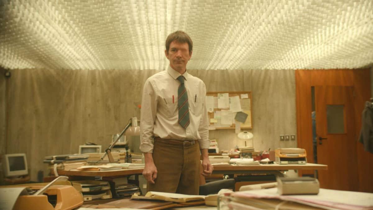 Marc Fraize (Au Poste, un film de Quentin Dupieux)