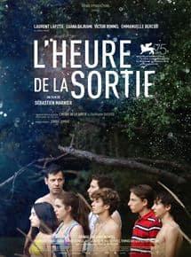 Poster de L'heure de la sortie