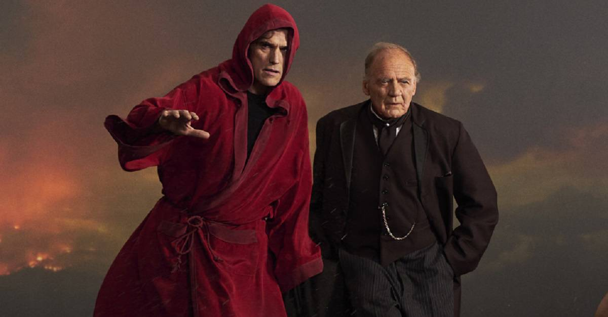 Matt Dillon et Bruno Ganz dans The House that Jack Built