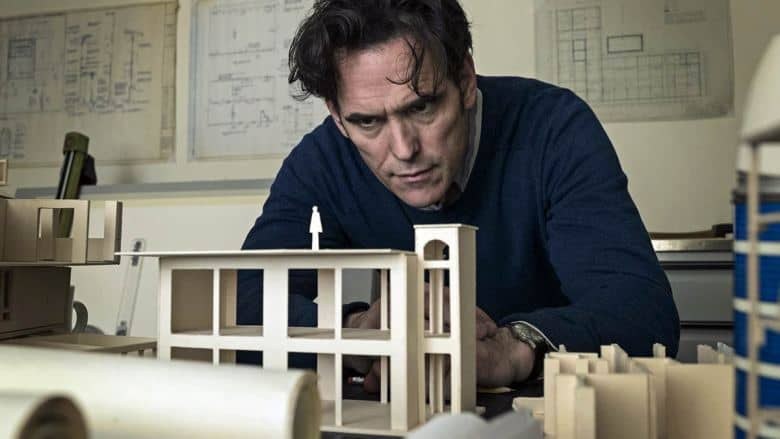 Matt Dillon dans The House that Jack built