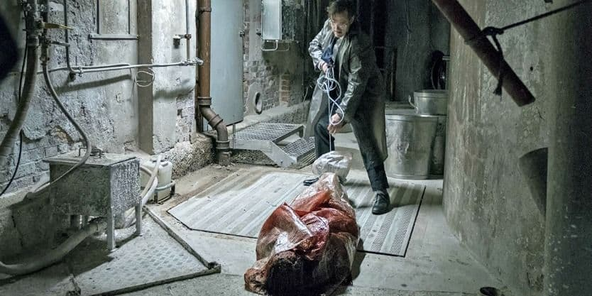 Matt Dillon dans The House that Jack built (2018)