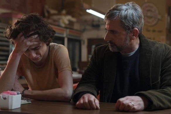 Carrel et Chamalet dans Beautiful Boy