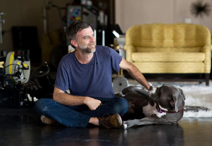 Paul Thomas Anderson au travail