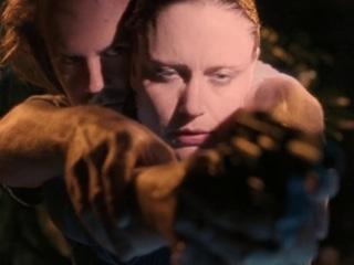 Couple et arme à feu dans River of Grass