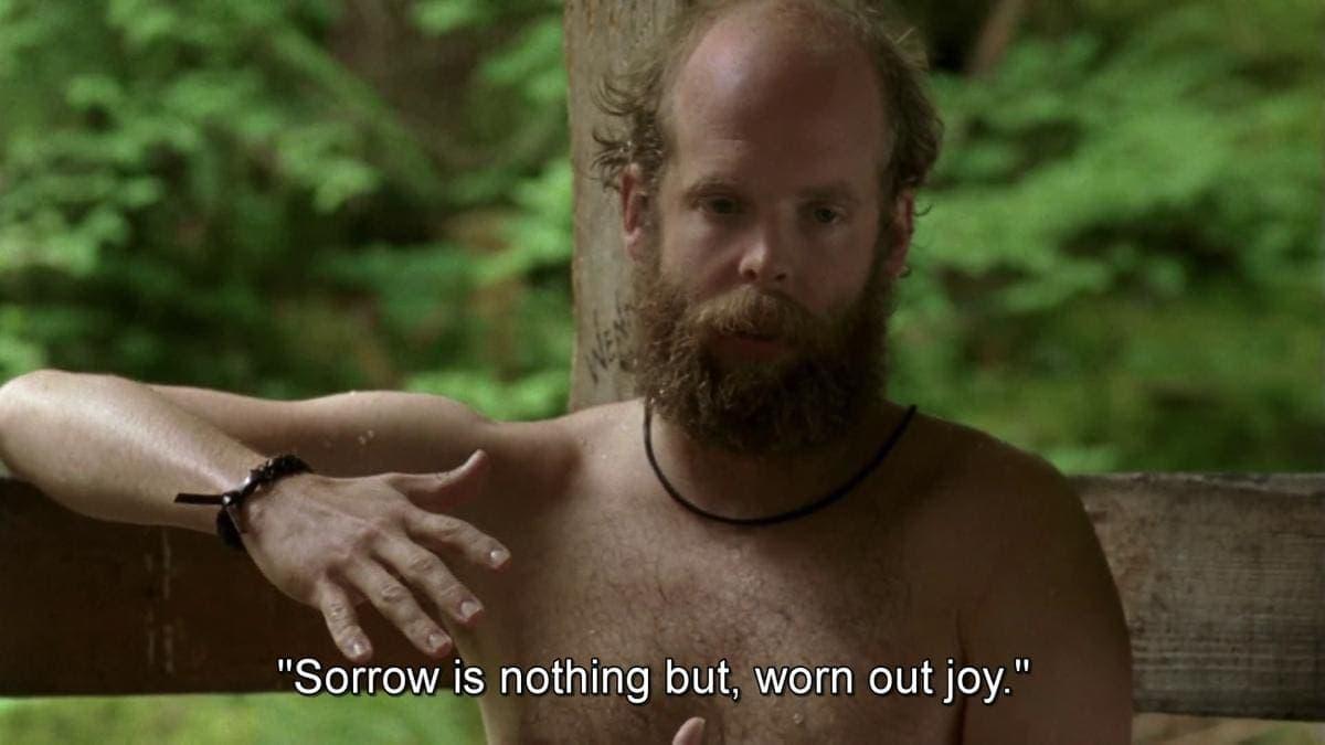Le rappel de la joie dans Old Joy