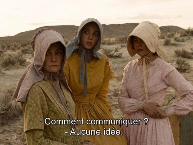 Problème de communication dans La dernière Piste