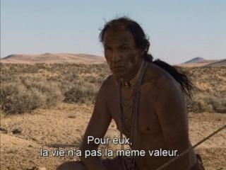 Rod Rondeaux dans La Dernière Piste