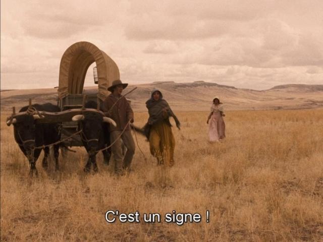 Frénésie puritaine du signe dans La Dernière Piste