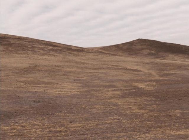 Le désert de La dernière Piste