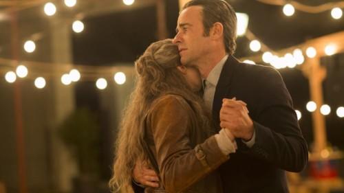 Justin Theroux et Carrie Coon dans le final de The Leftovers