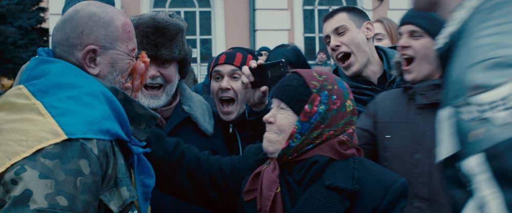 Le burlesque dans Donbass