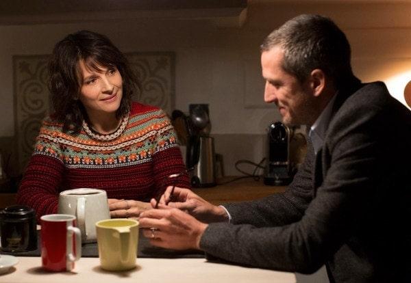 Binoche et Canet dans Doubles vies d'Olivier Assayas