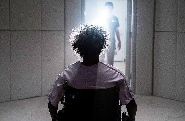Samuel L. Jackson dans le rôle de Glass