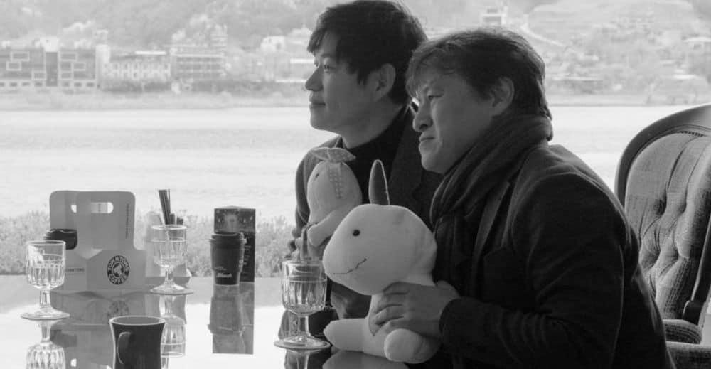 Les deux frères dans Hotel by the river de Hong Sang-Soo