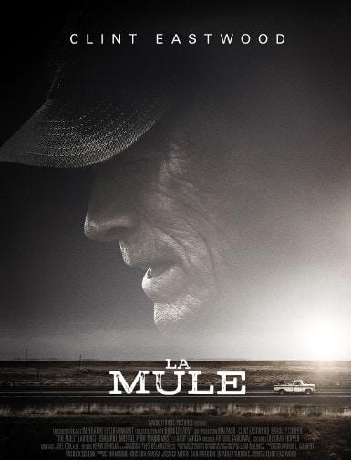 Le poster français de La Mule