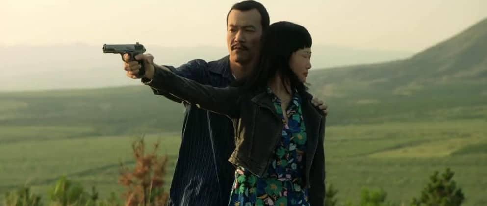 La scène du tir dans Les Eternels Jia Zhang-ke