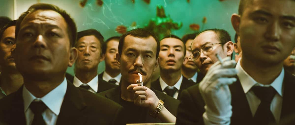 La bande de brigands dans Les Eternels Jia Zhang-ke