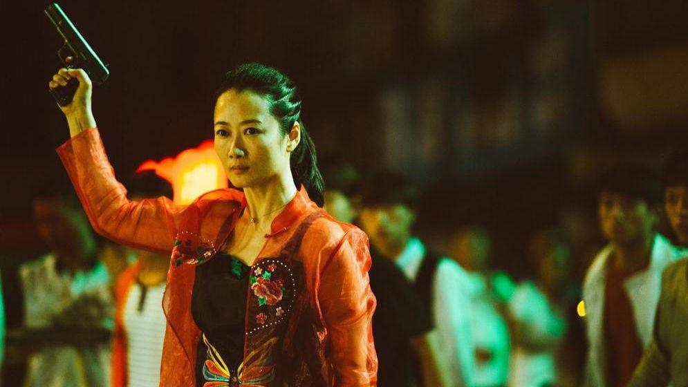 Une scène d'action dans Les Eternels de Jia Zhang-ke