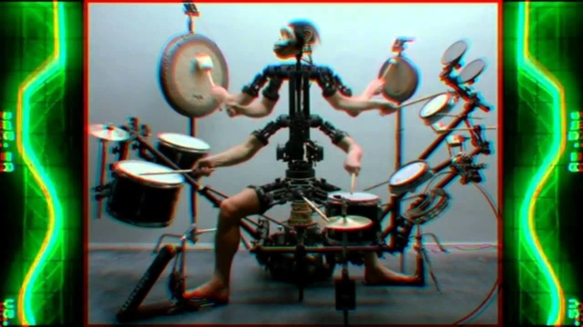 Monkey Drummer de Chris Cunningham