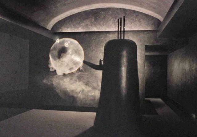 Tea kettle machine, de Phillip Jeffries