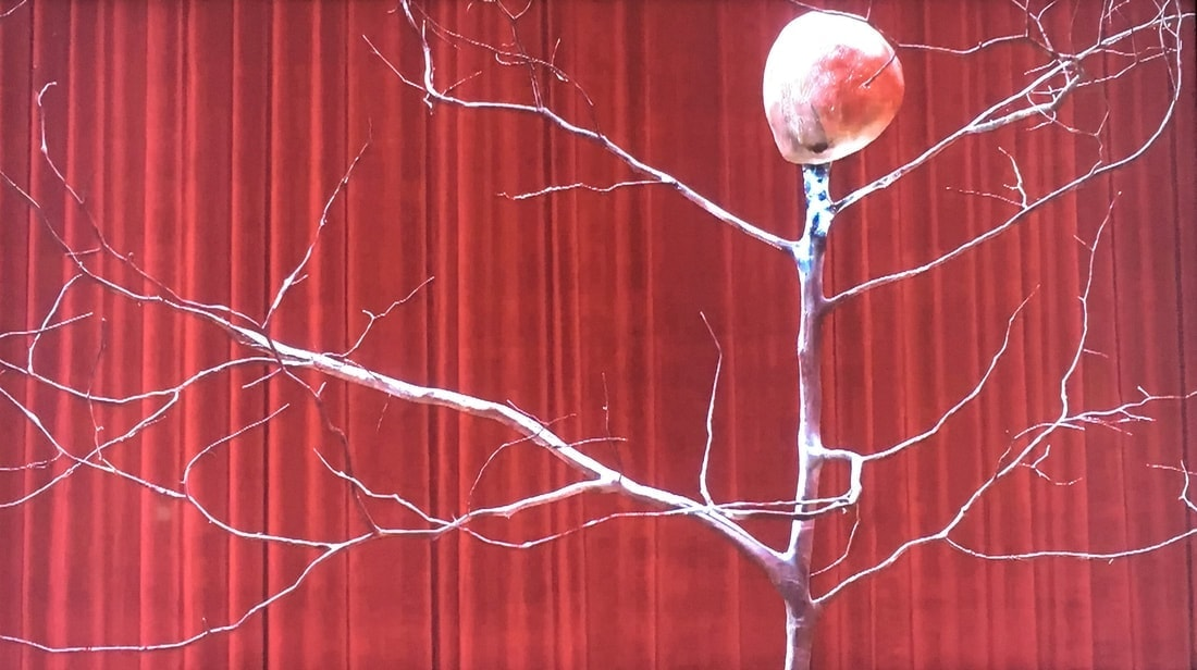 The arm dans Twin Peaks (The Return)